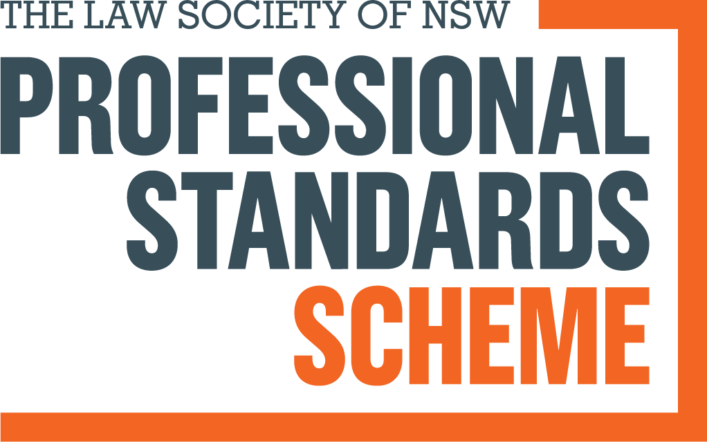 LSNW Professional Standards Scheme
